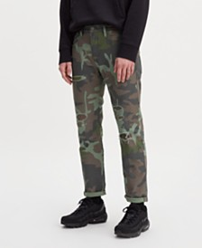 Levi's® Men's Tapered Camo Hi Ball Roll Sneaker Jean