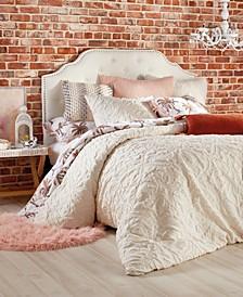 Vintage-Inspired Tile Comforter Sets