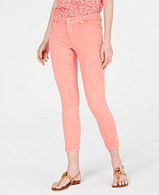 MICHAEL Michael Kors Izzy Skinny Ankle Jeans, Regular & Petite Sizes