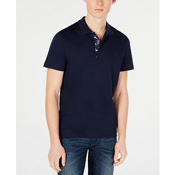 Lacoste Men's Regular Fit Cotton Jersey Polo