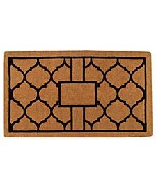 Pantera 3' x 6' Coir Doormat