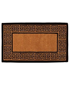 The Grecian Coir Doormat Collection