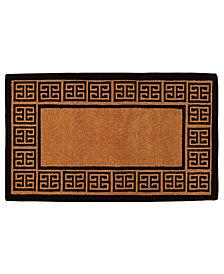 The Grecian Coir Doormat Collection