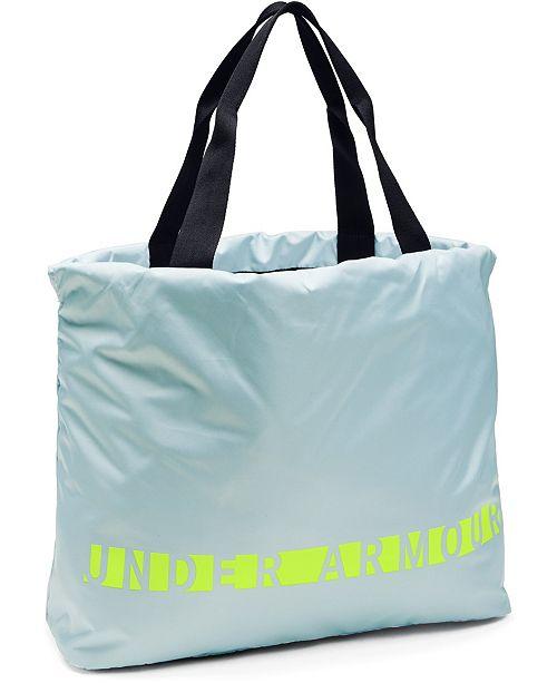 76a4ede5eadb Under Armour Favorite Tote Bag   Reviews - Women s Brands - Women ...