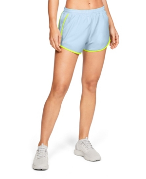 Under Armour Shorts WOMEN'S FLYBY SHORTS