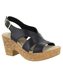 Bella Vita Jaz-Italy Slingback Sandals