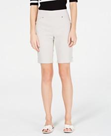 I.N.C. Pull-On Bermuda Shorts, Created for Macy's
