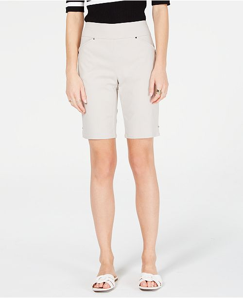 INC International Concepts INC Petite Bermuda Shorts, Created for Macy's