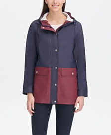 Levi's® Colorblocked Raincoat