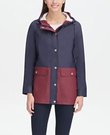Levi's® Colorblocked Raincoat