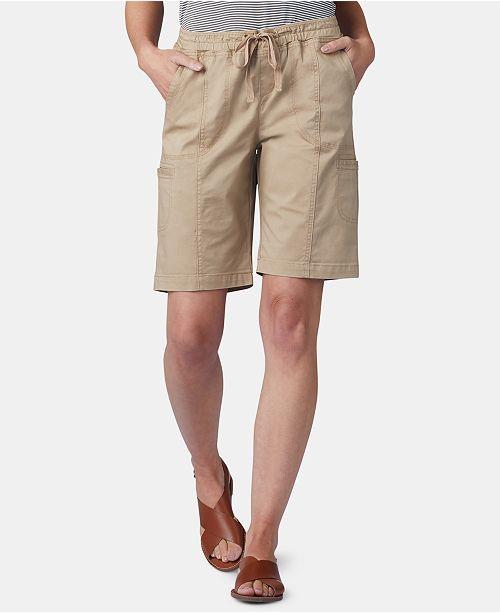 Lee Platinum Lee Cargo Bermuda Shorts