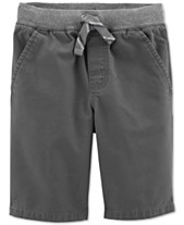 7ae88ac30f5 Carter s Little   Big Boys Cotton Shorts