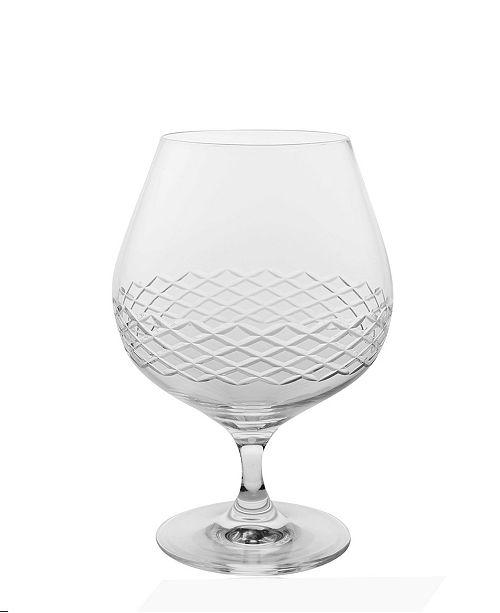 Rolf Glass Diamond Brandy Snifter 22.5Oz - Set Of 4