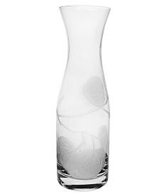 Rolf Glass Aspen Leaf Carafe 34Oz