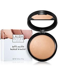 Laura Geller Beauty Soft Matte Baked Bronzer
