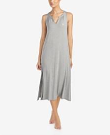 Lauren Ralph Lauren Printed Sleeveless Nightgown