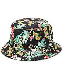 B BLOCK Headwear Printed Bucket Hat