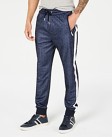 Sean John Men's Tricot Track Pants