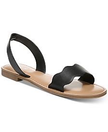 Bar III Leena Flat Sandals, Created for Macy's