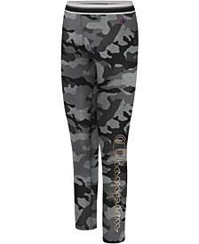 Camo-Print Double Dry Leggings