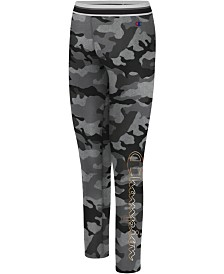 Champion Camo-Print Double Dry Leggings