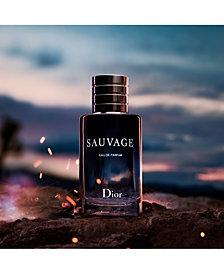 Dior Men's Sauvage Eau de Parfum Fragrance Collection