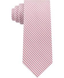 Tommy Hilfiger Men's Preppy Classic Seersucker Tie