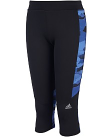 adidas Big Girls Believe Climalite® Capri Tights