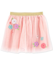 Carter's Toddler Girls Floral Tutu Skirt