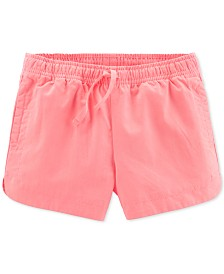 Carter's Little & Big Girls Cotton Shorts