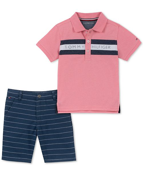 2e777ea7 ... Tommy Hilfiger Baby Clothing Set for Newborn Baby · Tommy ...