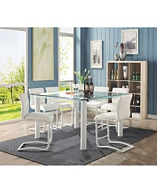 Gordie Counter Height Chair (Set of 2)