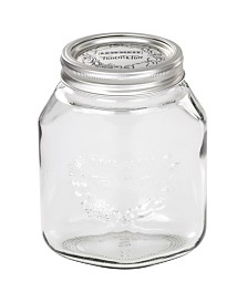 Household Essentials Large Mason Jar, 6 pack