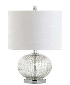 Judith Mercury Glass LED Table Lamp