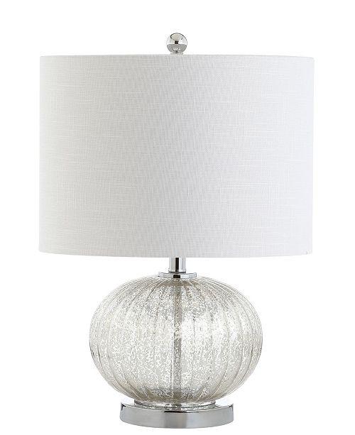 JONATHAN Y Judith Mercury Glass LED Table Lamp