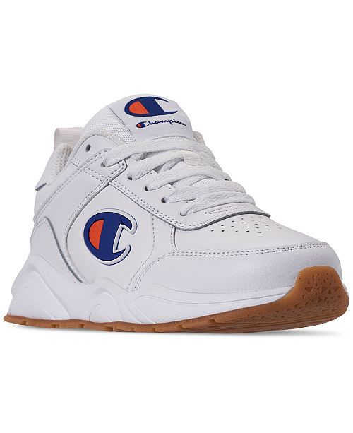 Champion Little Boys' 93Eighteen Athletic Training Sneakers from Finish Line