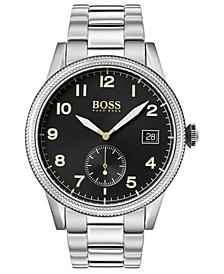 Men's Legacy Stainless Steel Bracelet Watch 44mm