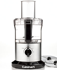 Cuisinart DLC6 Food Processor, 8 Cup Chrome