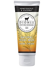 Hand Cream, Honeysuckle & Coconut