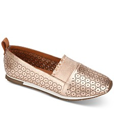 Gentle Souls by Kenneth Cole Women's Luca Ruffle Flats