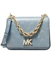 d3cfe4d76e7ce6 MICHAEL Michael Kors Mott Chain Swag Shoulder Bag