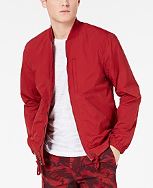 American Rag Men's Baumwolle Bomber Jacket, Created for Macy's