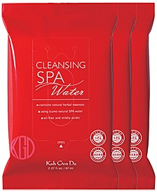 Cleansing Water Cloths, 3-Pk. (30 Cloths)