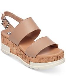Brenda Flatform Sport Sandals