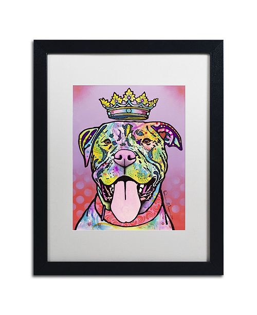 """Trademark Global Dean Russo 'Imperial' Matted Framed Art - 16"""" x 20"""" x 0.5"""""""