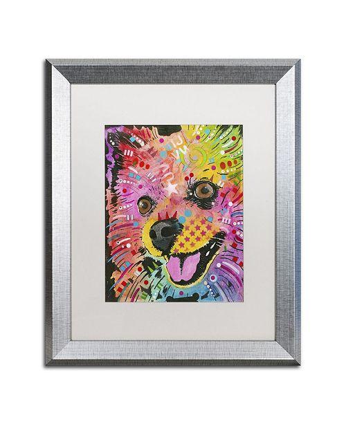 """Trademark Global Dean Russo '15' Matted Framed Art - 20"""" x 16"""" x 0.5"""""""
