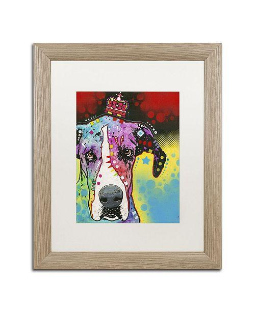 """Trademark Global Dean Russo '22' Matted Framed Art - 20"""" x 16"""" x 0.5"""""""