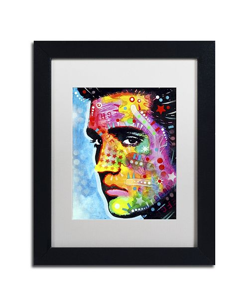 "Trademark Global Dean Russo 'Elvis Presley' Matted Framed Art - 11"" x 14"" x 0.5"""