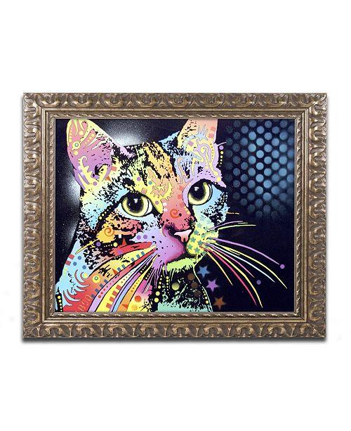 "Trademark Global Dean Russo 'Catillac New' Ornate Framed Art - 20"" x 16"" x 0.5"""
