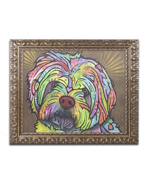 "Trademark Global Dean Russo 'Amy' Ornate Framed Art - 20"" x 16"" x 0.5"""